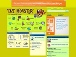 Fact Monster: Online Almanac, Dictionary, Encyclopedia, and Homework Help  FactMonster.com