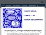 The Common Core Conversation - Common Core Conversation