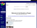 eduwikius  A great resource of resources for educators.