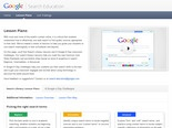 Lesson Plans - Search Education - Google
