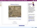 Making History: A Guided Exploration of Historical Inquiry