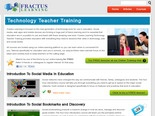 Technology Teacher Training