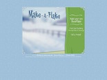 Make-a-Flake - A snowflake maker by Barkley Interactive