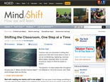 Shifting the Classroom, One Step at a Time | MindShift