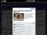 Vizaroo - Collaborative Visualization for Whole Class | Digital Delights for Learners