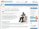 101 Excellent Sites for English Educators