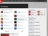 Adobe - Downloads
