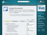 Free Google Documents Tutorial
