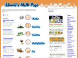 Johnnie's Math Page - The Best Math for Kids and their Teachers -Hundreds of Interactive Math Tools, Math Activities, and Math Games