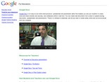 Google For Educators - Google Docs