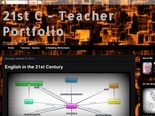 21st C - Teacher Portfolio: English in the 21st Century
