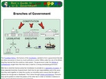 Ben's Guide: Branches of Government (3-5)