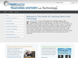 The Center for Teaching History with Technology