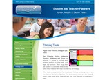 Thinking Tools | Teacher & Student Planners