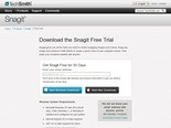 Download Snagit Free Trial