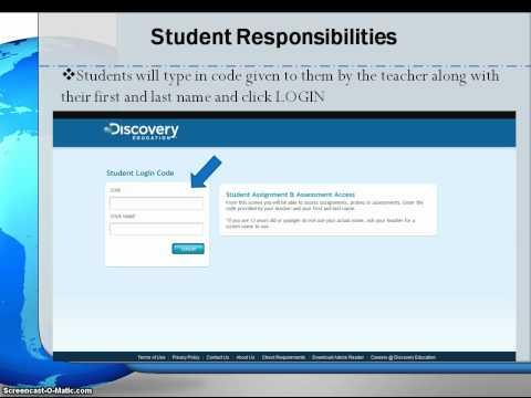 Getting Started with Discovery Education Assessments created by Ryan P.