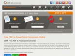 Free PDF to PowerPoint Conversion Online | PDFConverter.com