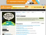 World Languages | Edutopia