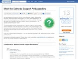 Meet the Edmodo Support Ambassadors | Edmodo Blog