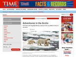 Interview: Adventures in the Arctic | TIME For Kids