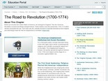 The Road to Revolution (1700-1774)