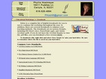 Phyllis Hostmeyer Educational Consultant - Excellent Resources